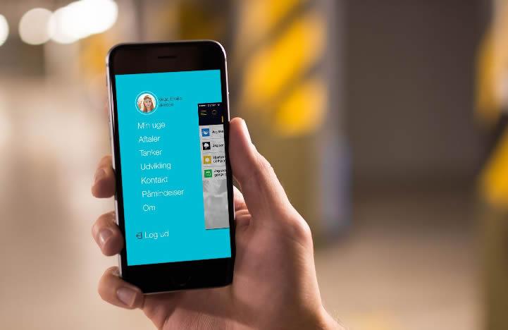 MinRådgiver – ny app til unge udsatte og deres socialrådgivere