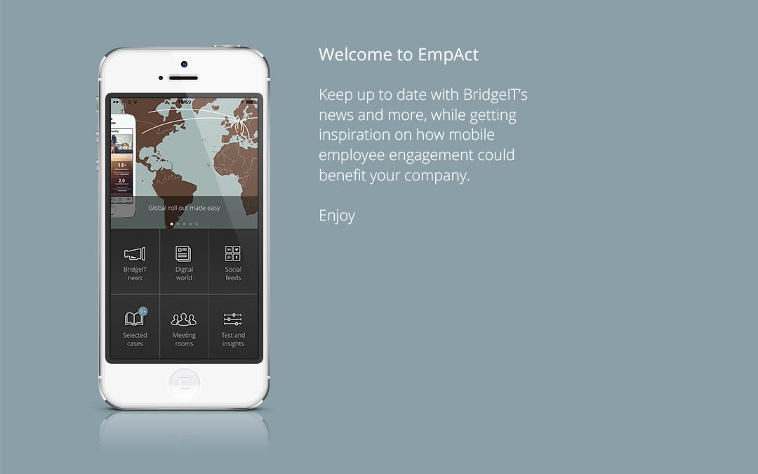 EmpAct – employee engagement app