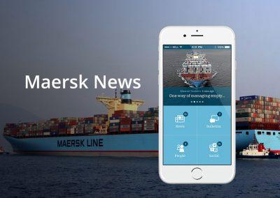 Maersk News