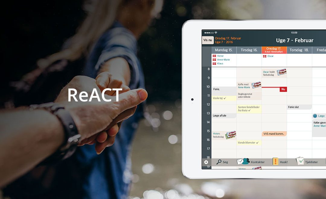 The ReACT app is now made public