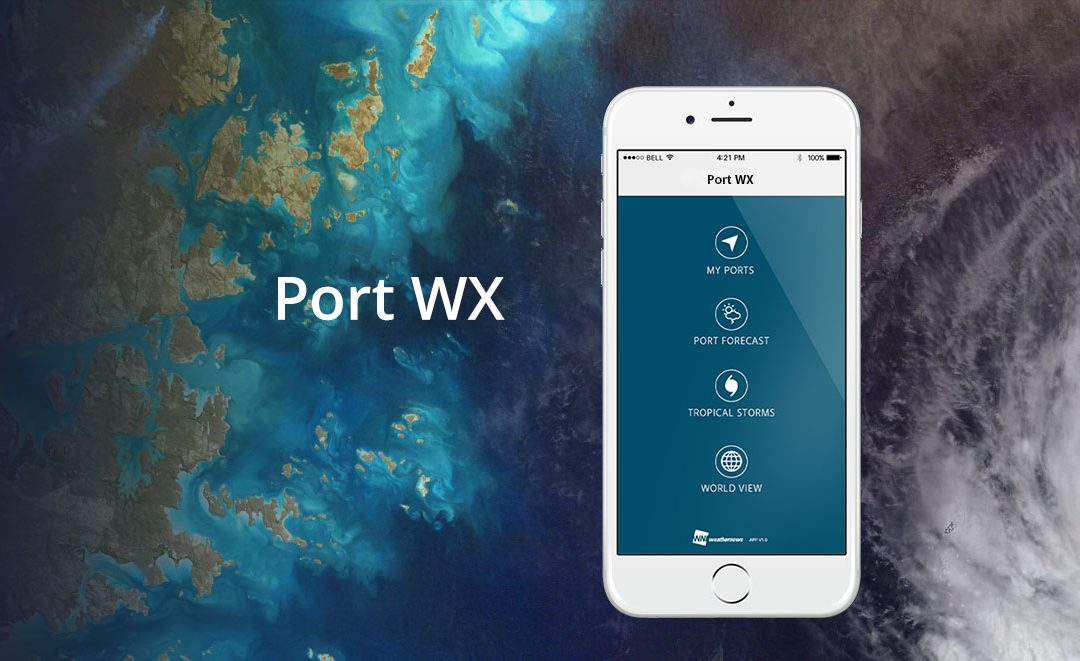 PortWX – From 200 to 2000 ports worldwide!