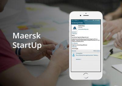 Maersk StartUp