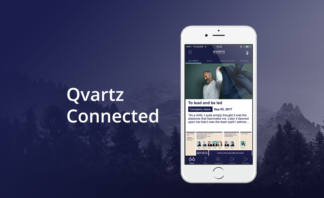 QVARTZ Connected