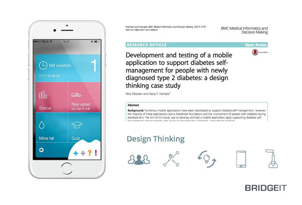 BridgeIT app LevMedType2 featured in research article