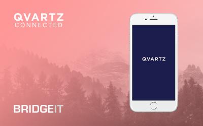 Ny app lanceret: QVARTZ Connected