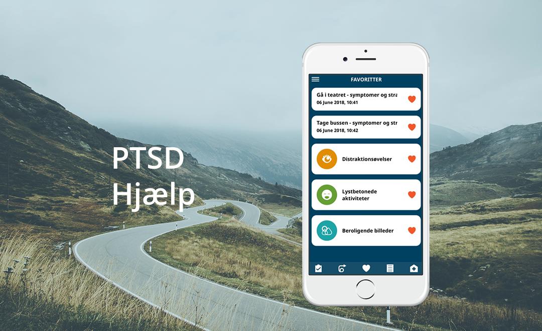 PTSD hjælp