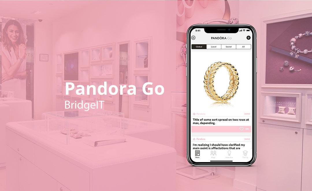 Pandora Go app launched!