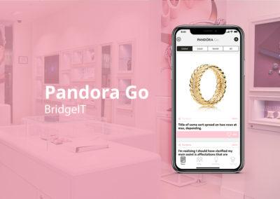 Pandora Go